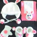 pembe renk bebek bere modeli