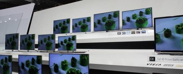 Choć za oknami wiosny nie widać, to jak co roku o tej porze roku do sklepów trafiają nowe modele telewizorów http://www.spidersweb.pl/2013/04/jaki-telewizor-wybrac.html
