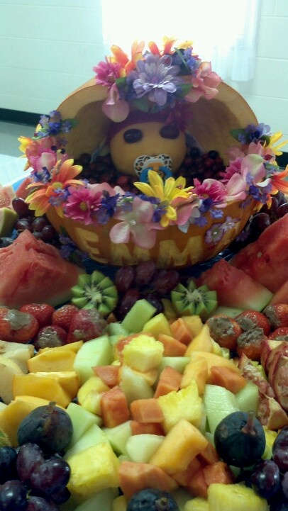 baby frut basket on pinterest fruits basket baby showers and bento