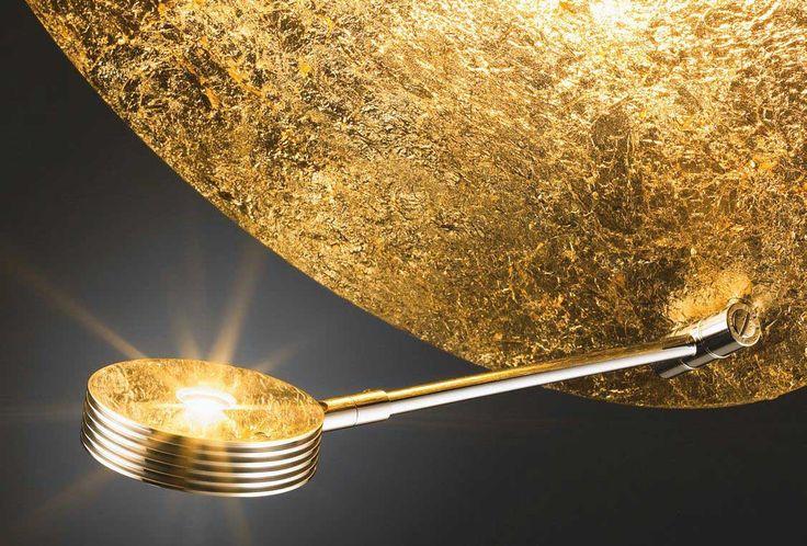 Schmidt Leuchten LED Deckenleuchte Luna y Sol Silber kaufen im borono Online Shop