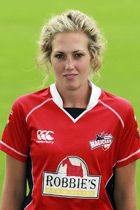 Meg Kendal attended Lincoln University on a cricket scholarship.