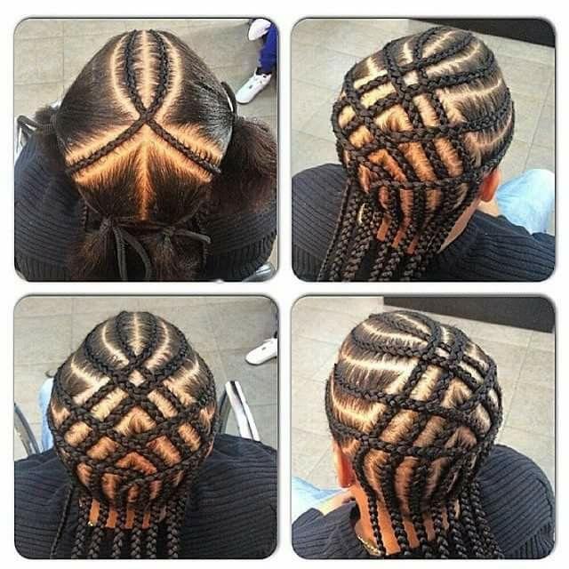 Strange 1000 Ideas About Boy Braids On Pinterest Braids For Boys Short Hairstyles For Black Women Fulllsitofus