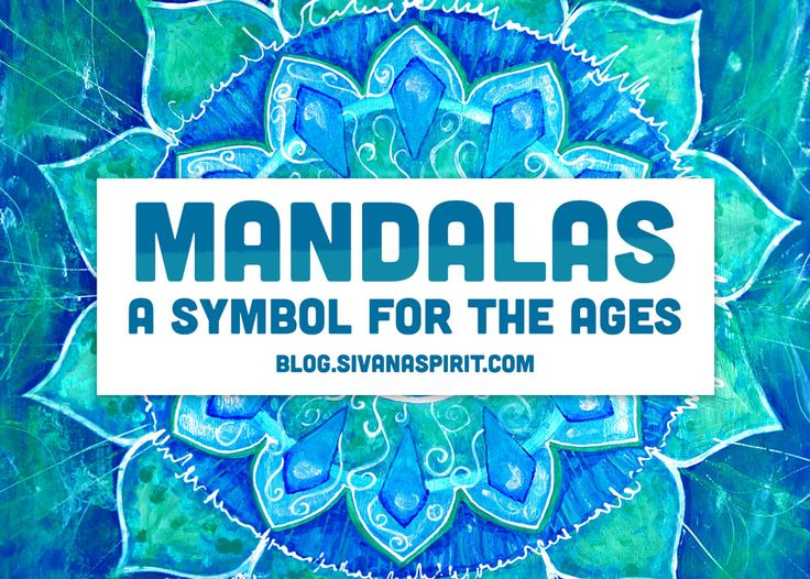 Mandalas are often found in many cultures due to its universal draw. What is it about this symbol that pulls us in?