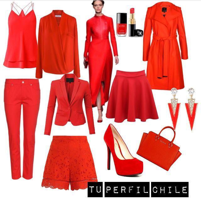 ROJO: El color rojo da poder y hace llamar la atención, y no pasar desapercibida(o), pero tiene una desventaja, el rojo estimula el apetito y dan ganas de comidas chatarras.