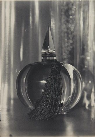 perfume bottle by paul outerbridge jr.