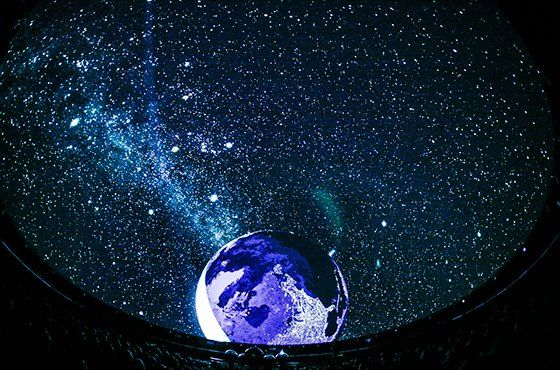 """Rendez-vous z kometą"" - Planetarium Niebo Kopernika / ""Rendez-vous with the comet"" - Planetarium Heavens of Copernicus"