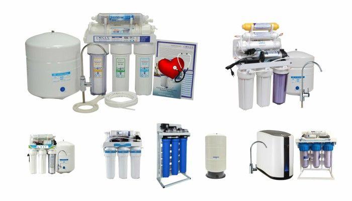 Burdur Su Arıtma Cihazları