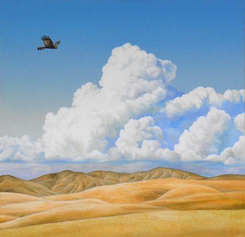Artwork by David Knowles - SAW artist NZ Art Show 2013