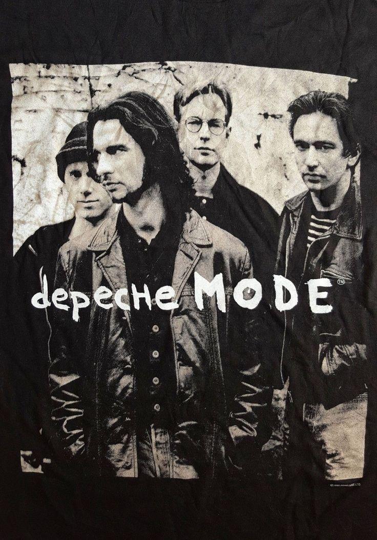 Vintage 1993 Depeche Mode Devotional Concert Tour T-Shirt on VTG90s eBay Store!  http://www.ebay.com/itm/Vtg-90s-Depeche-Mode-1993-Devotional-Concert-Tour-T-Shirt-DM-Plus-Grunge-Rock-UK-/152387522810/  #Vintage #90s #DepecheMode #Devotional #Concert #Tour #T #Shirt #DMPlus #Grunge #Rock #UK #SynthPop #NewWave #Electronics #Music #AlternativeRock