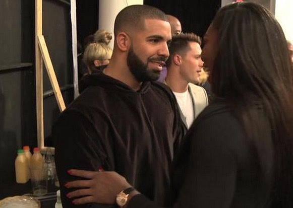 Finally!! Serena Williams Is Pregnant For Drake