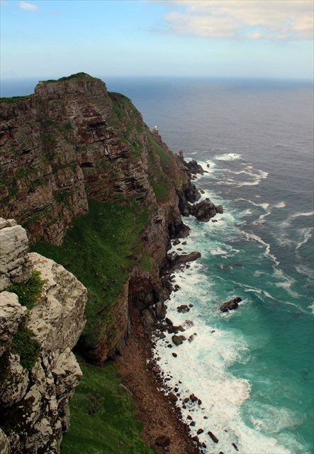 Just incredible! Cape of Good Hope (GC2D9WC) photo by geocacher Suikerbossies
