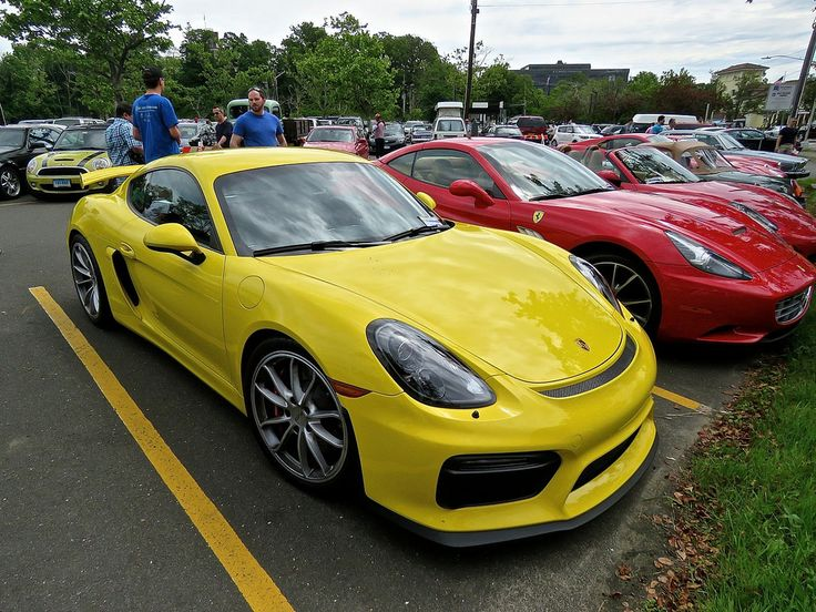 All sizes | Cayman GT4 Greenwich | Flickr - Photo Sharing!