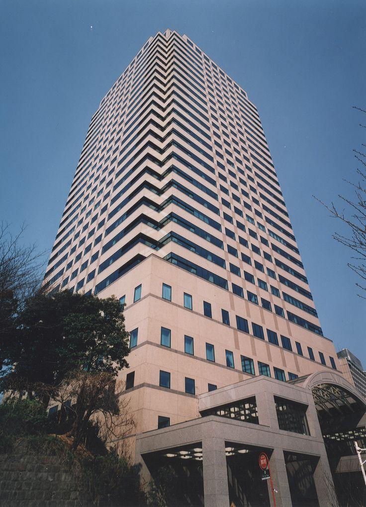 Tokió ING épület, Tokyo ING building
