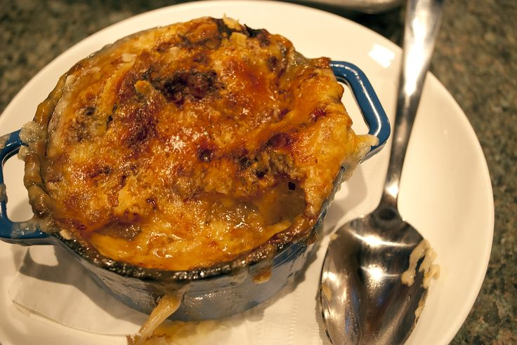 A delicious French Onion Soup recipe from Chef Michelle Bernstein.