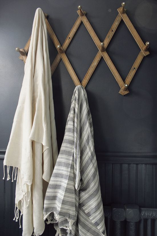 Best Towel Racks For Bathroom Ideas On Pinterest Half - Bath towel hanging ideas for small bathroom ideas