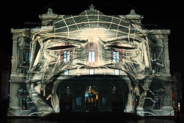 Young Entrepreneurs Launch 3D Projection Mapping In Pakistan