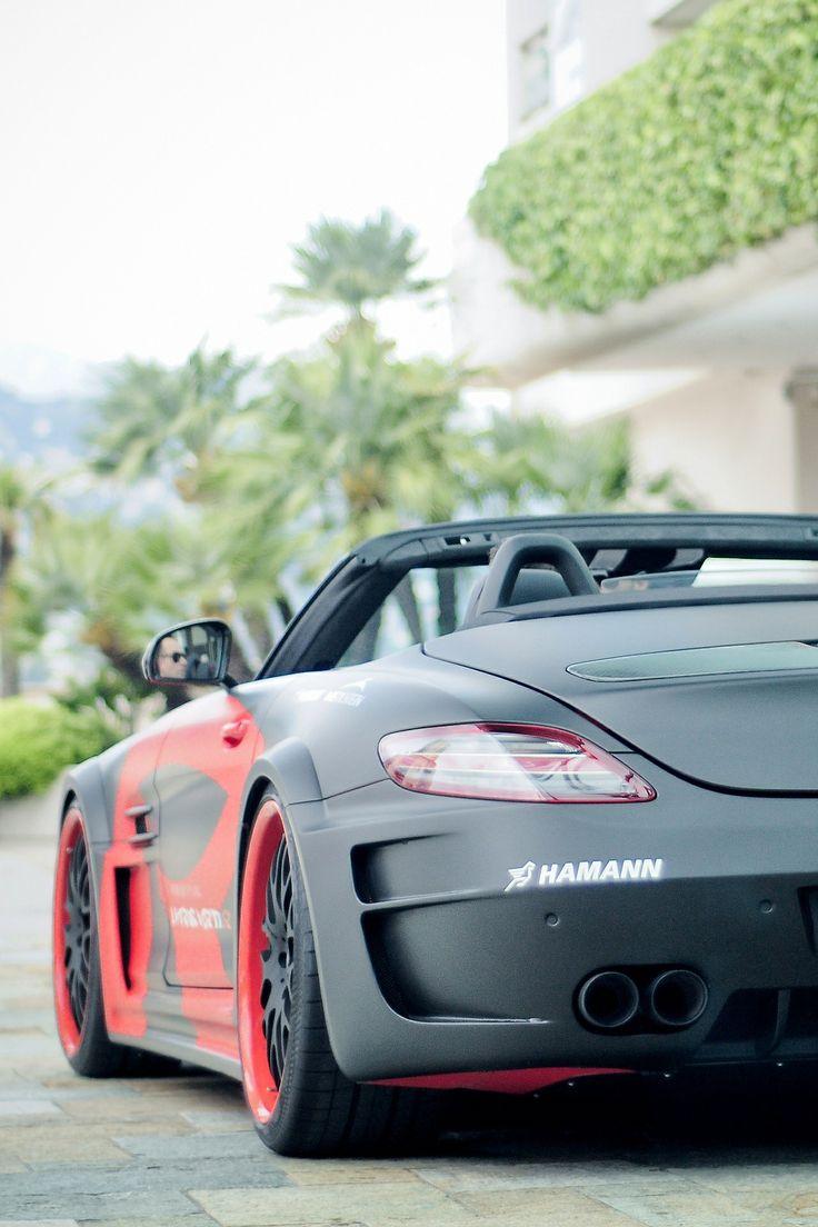 Mercedes Hamann SLS Roadster.