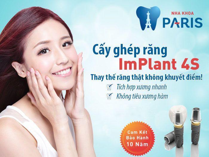 Cấy Implant có đau không là nỗi lo lắng của rất nhiều người khi thực hiện phương pháp trồng răng này? Vậy thực chất là thế nào? Có cách nào giảm đau không?