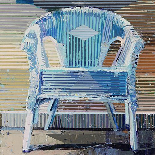 Wicker Chair No 3: The Throne null