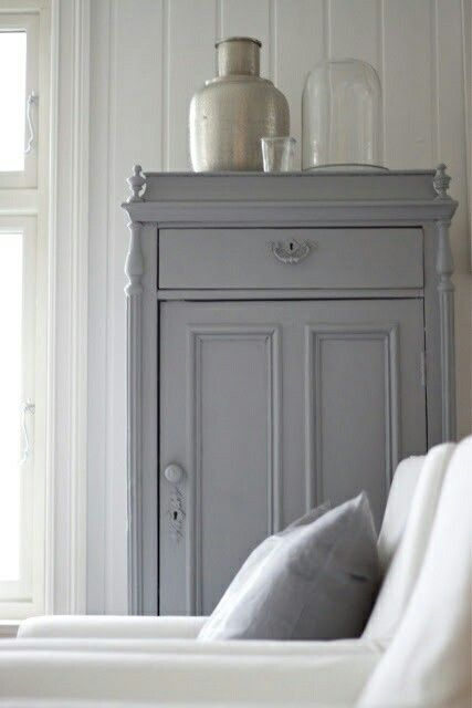 17 best ideas about grey painted furniture on pinterest for Schrank pimpen