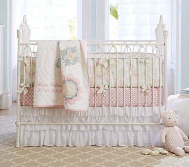 Emma Iron Crib From Pottery Barn Kids