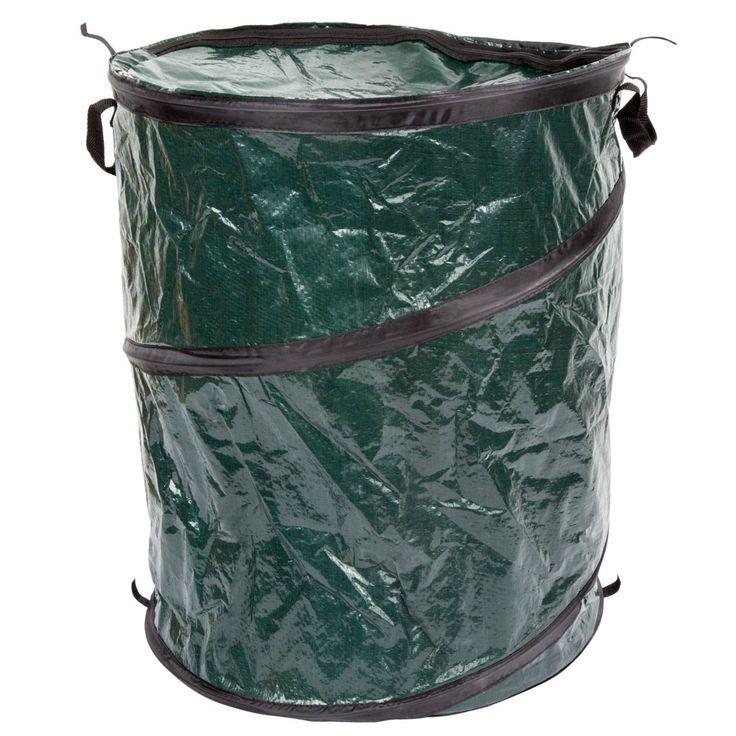 Home Garbage Can Trash Bins Yard Waste