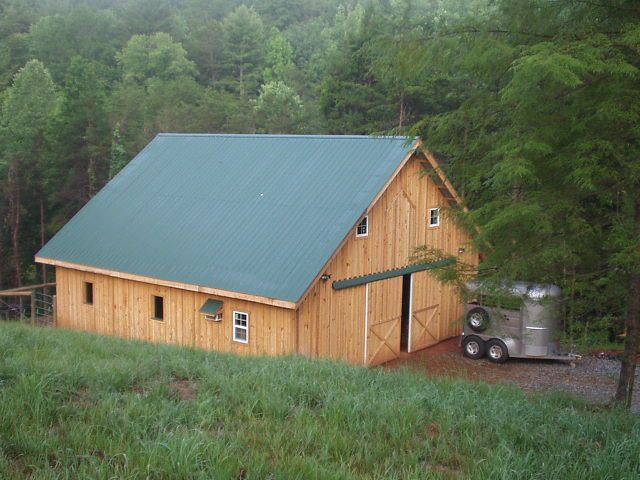 21 best images about pole barn info on pinterest hunting for Pole barn cabin