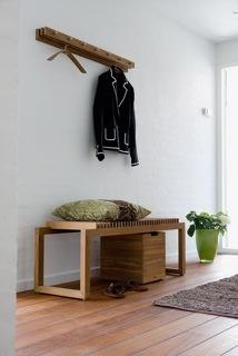 Shoe Box and Bench Seat Indoor/Outdoor - Teak