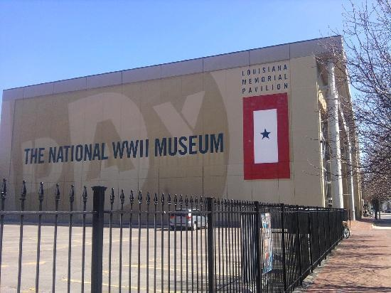 17 best images about wwii on pinterest clark gable for Best museums in new orleans