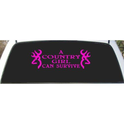 Best Cowgirl Bumper Stickers Images On Pinterest Bumper - Chevy rear window decals trucks