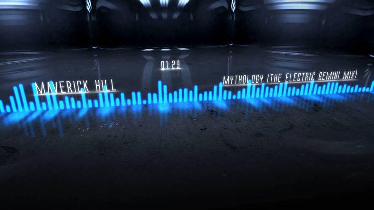 """Maverick - """"Mythology (The Electric Gemini Mix)"""" [BLUE AUDIO PROMO]"""