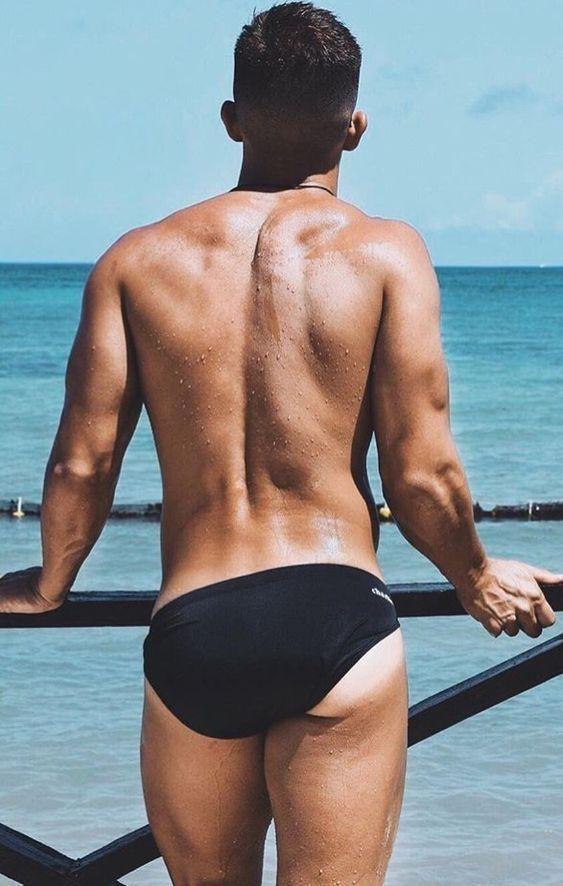 a6bd0df1b0 men swimming push-up pad swimwear boxers Summer | Speedo ho | Man ...