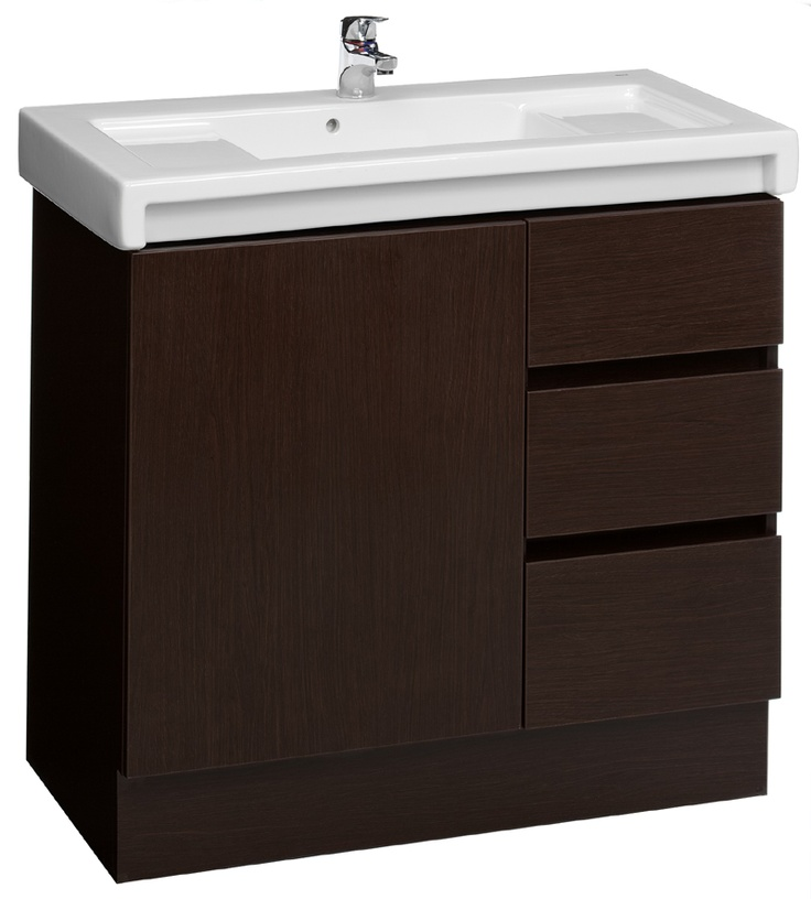 Clearlite Stratum Floorstanding Vanity - Available at Pecks Plumbing Plus Manukau!