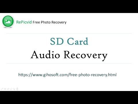 Free Photo Recovery Software: SD Card Recovery for Android Phone