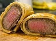Image result for gordon ramsay beef wellington