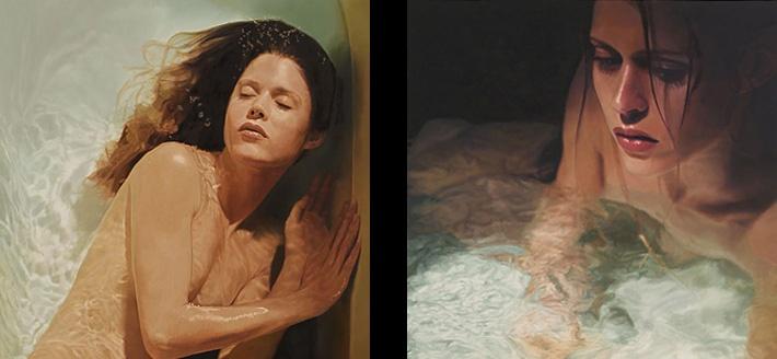 Robert Standish,  Paintings so realistic