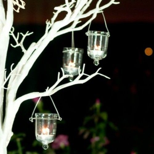 45 best images about party stores on pinterest party for Hanging votive candles