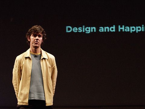 Stefan Sagmeister: Happiness by design   Video on TED.com