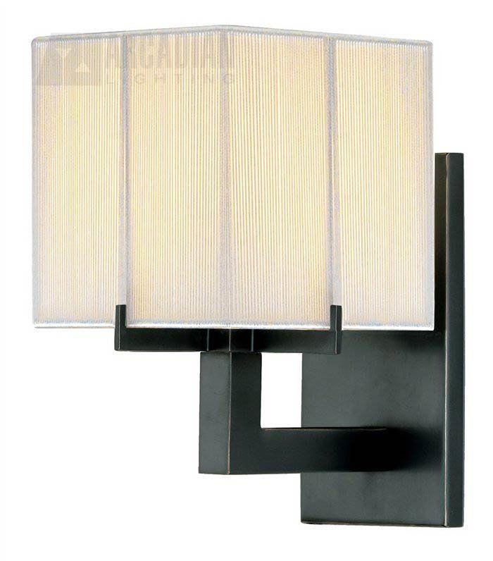 Window wall?  $290  Minor Details HOME: Sonneman Lighting 3352.51 Boxus Transitional Wall Sconce SN-3352-51