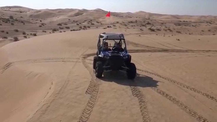 Dune Buggy Desert Safari by Jeff Riberdy