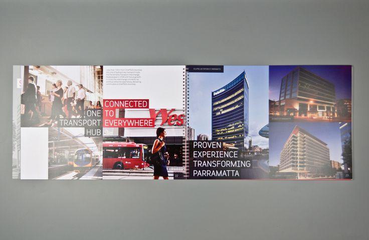 THERE Design  Brochure design