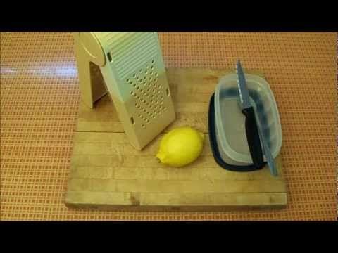 Hij deed een citroen in een zakje in de vriezer. Toen we zagen waarom? Deze briljante reden hadden wij nooit geraden! - Leeftips
