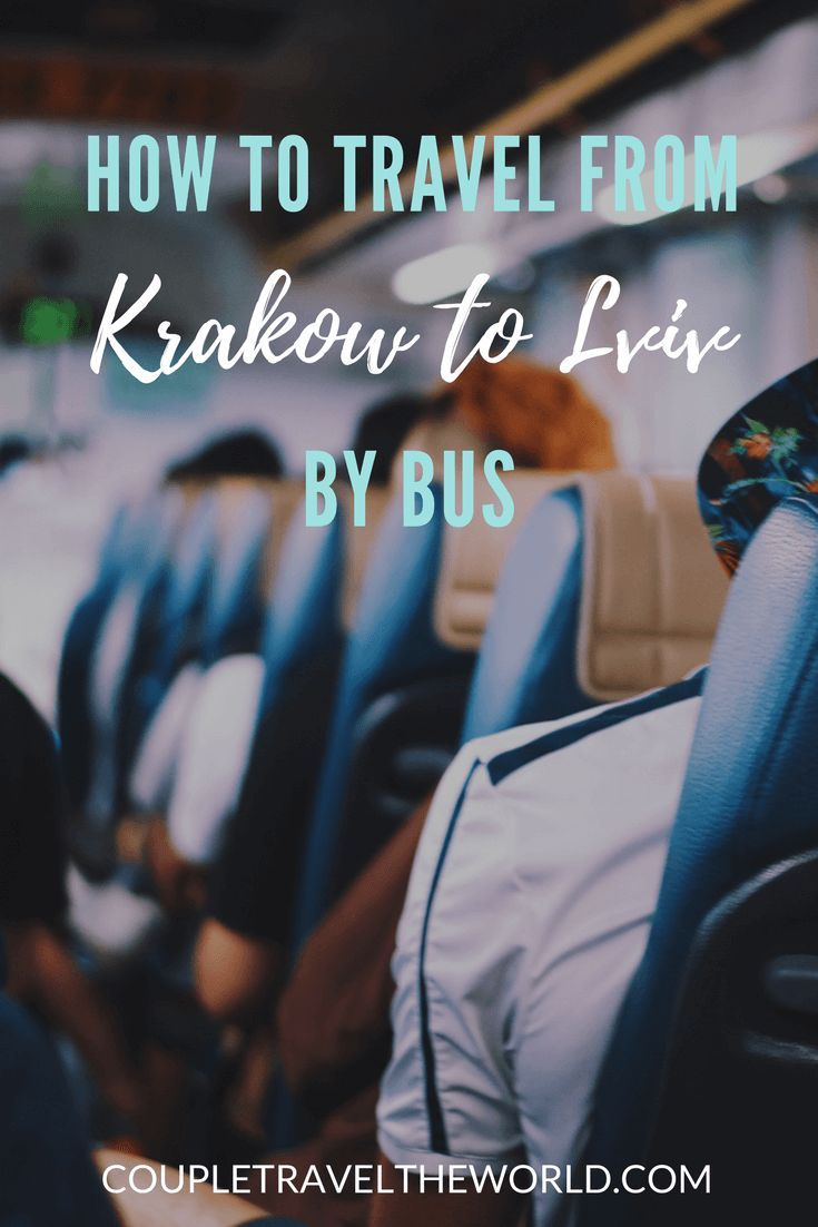 How to travel from  Krakow to  Lviv by bus including how to buy tickets d9b273d89f7b7