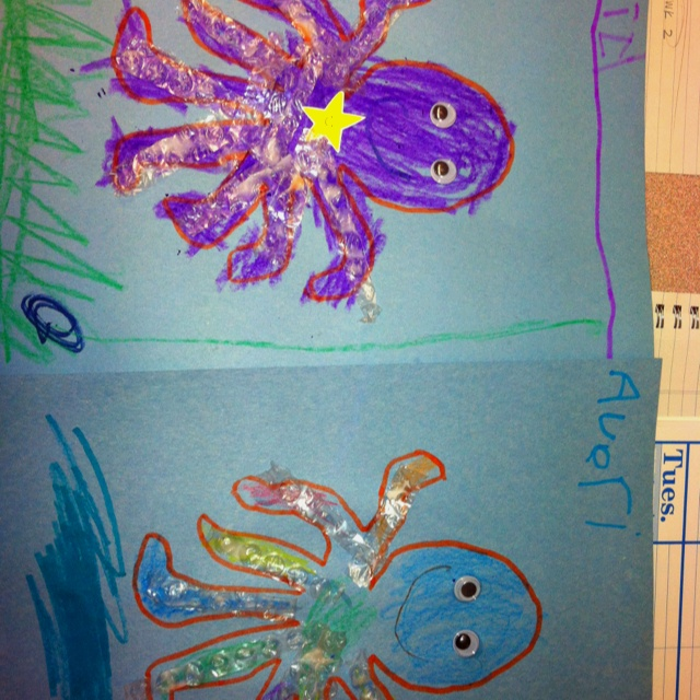 octopus garden preschool 26 best octopus crafts images on octopuses 290