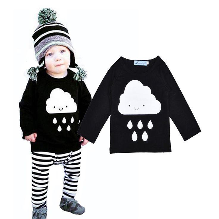 Bobo Choses baby girl T-shirt Bobo Choses baby boy girls clothes cartoon printed baby boy T shirts cute vetement marque enfant