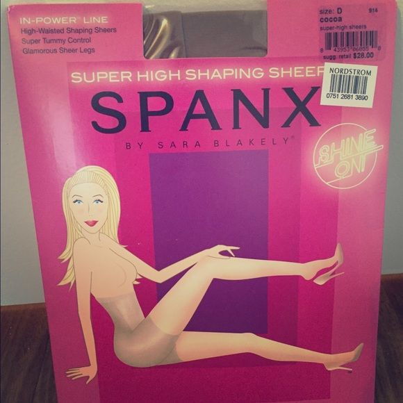 NEW Spanx! Brand new, never opened Spanx size D in Cocoa SPANX Intimates & Sleepwear Shapewear