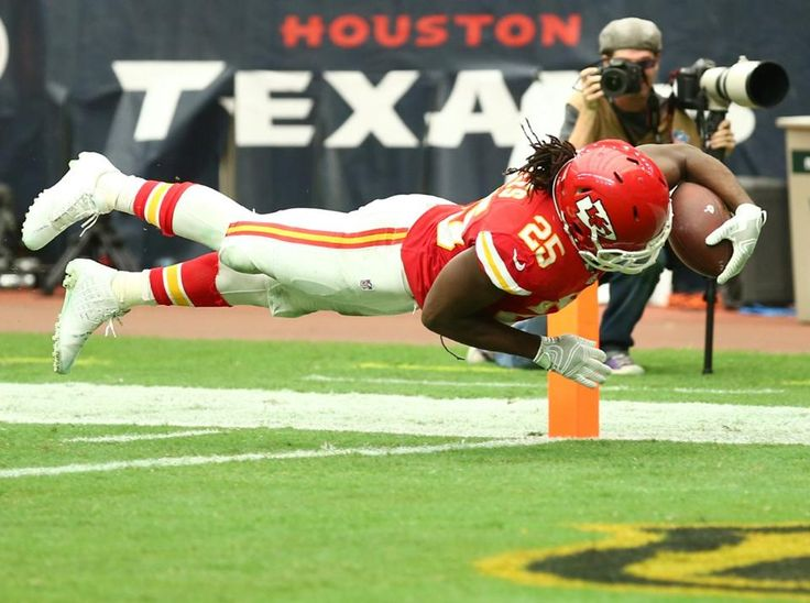 Photo Galley: Chiefs vs Texans Game Action