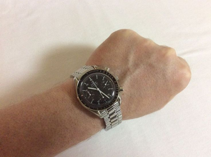 OMEGA SPEEDMASTER AUTOMATIC 3510.50 GREAT WATCH GOOD CONDITION FREE SHIPPING #Omega #LuxurySportStyles