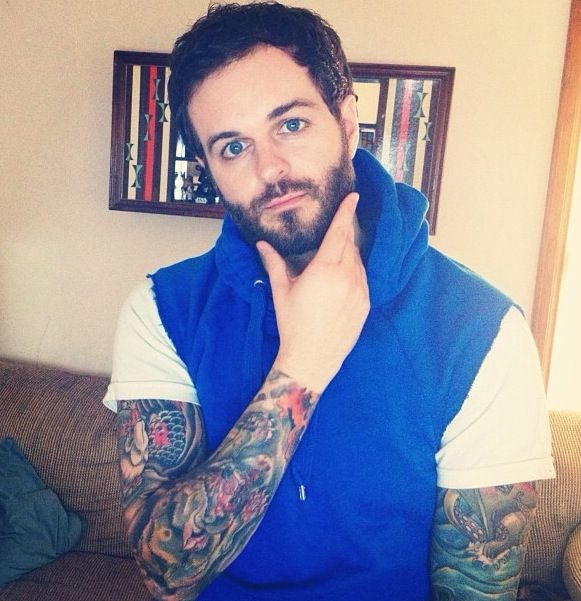 Curtis Lepore. Those tattoos <3 his vine videos always cheer me up ^_^