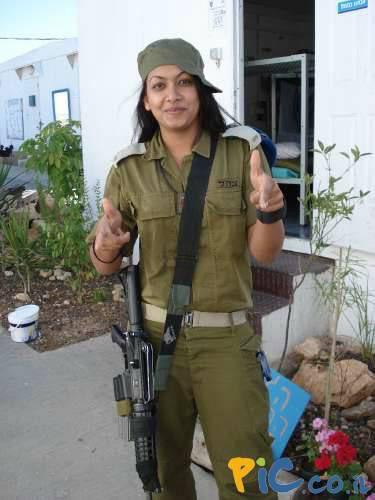 IDF Women | IDF Women | Idf women, Women, Israeli girls